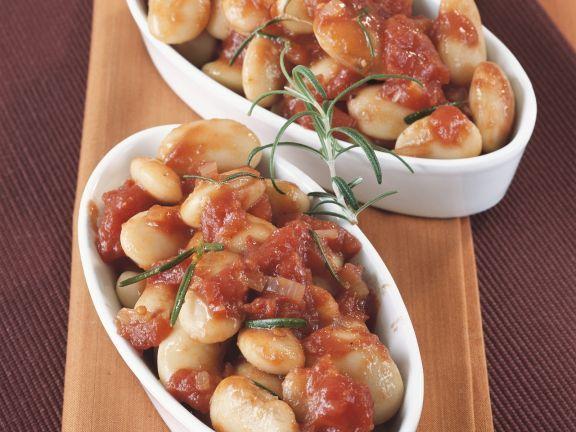 Tomatensoße Dicker Machen
