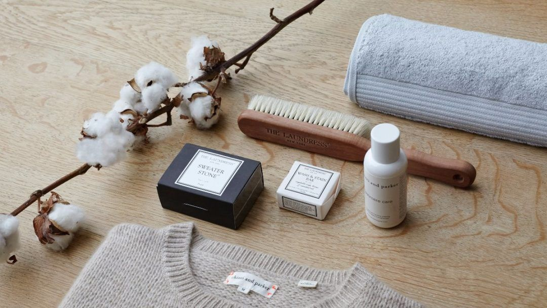 Ditch the Dry Cleaner! How To Care For Luxury Fibres