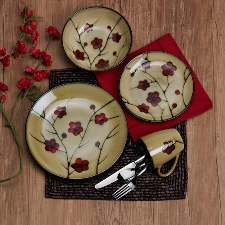 Pfaltzgraff Studio Aster 16-Piece Dinnerware Set | Kara\'s Wish list ...