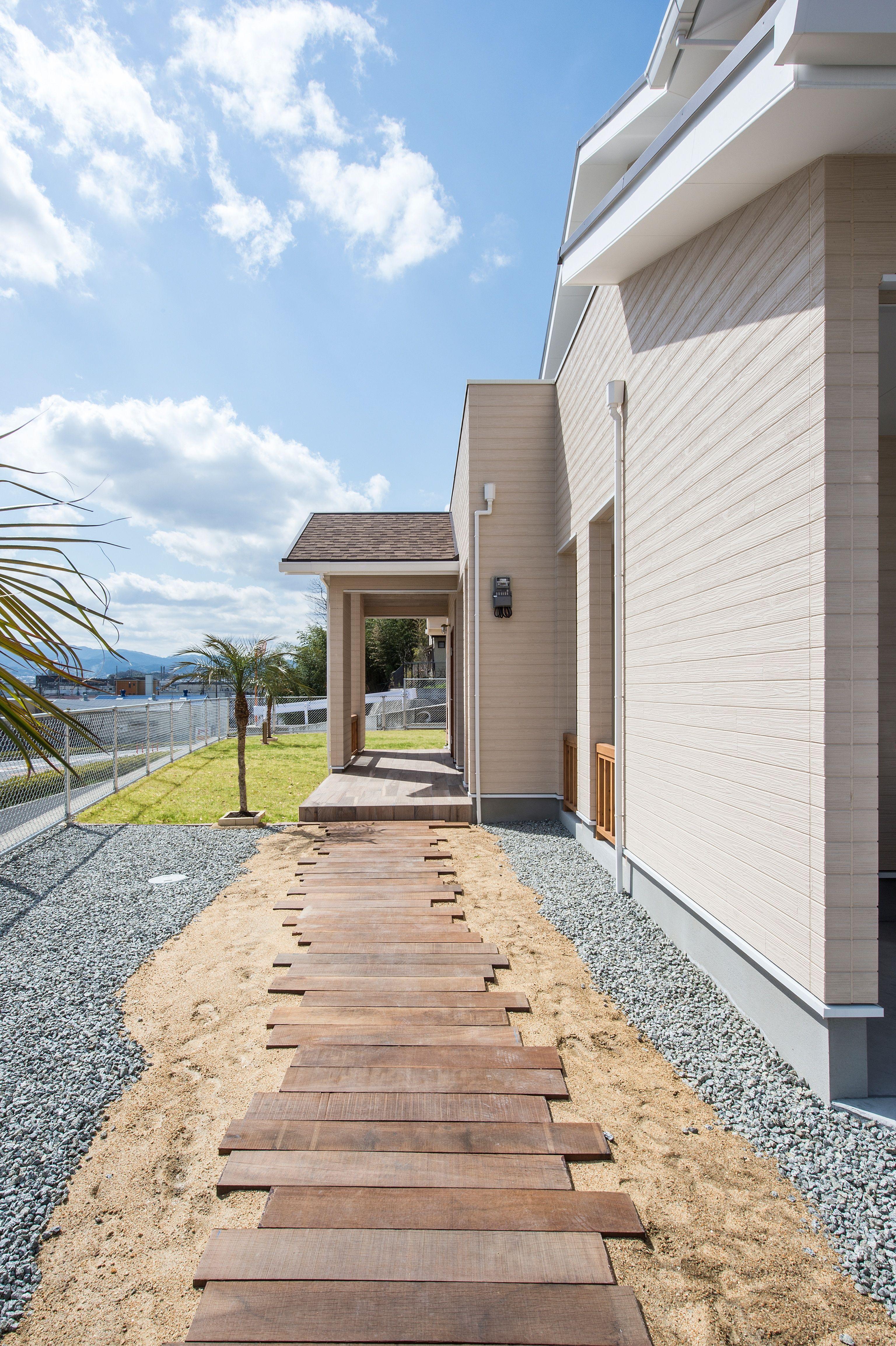 カリフォルニアスタイル 西海岸の風を感じる家 注文住宅の事例写真