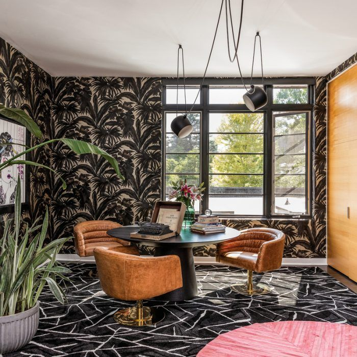 A Denver Residence Gets A Dash Of Hollywood Glam | Luxe ...