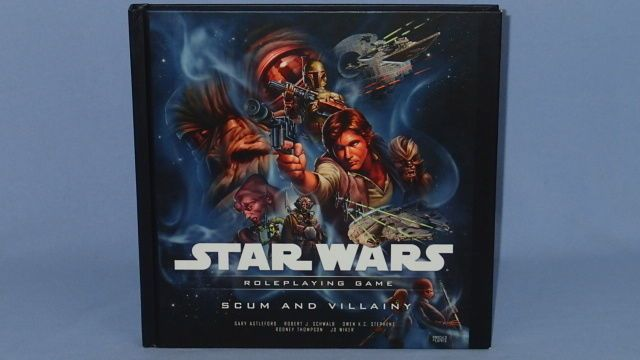 Other Role Playing Games 1183: Star Wars D20 Saga Edition - Scum And Villainy Brand New And Unused -> BUY IT NOW ONLY: $39.99 on eBay!