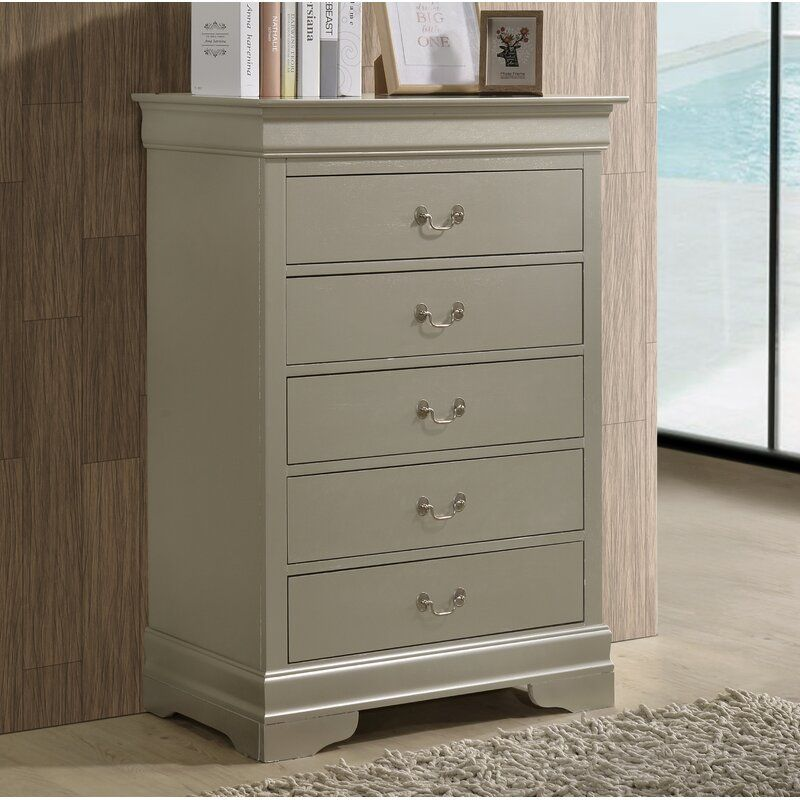 Babcock 5 Drawer Chest Reviews Birch Lane 5 Drawer Chest Drawers Dressers And Chests