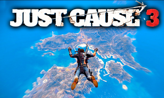 Just Cause 3 PC Download Free (Highly Compressed) Just