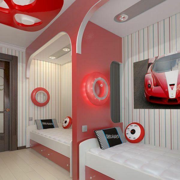 ▷ 1001 Ideen für Jugendzimmer gestalten - Freshideen Kids - modernes schlafzimmer gestalten ideen