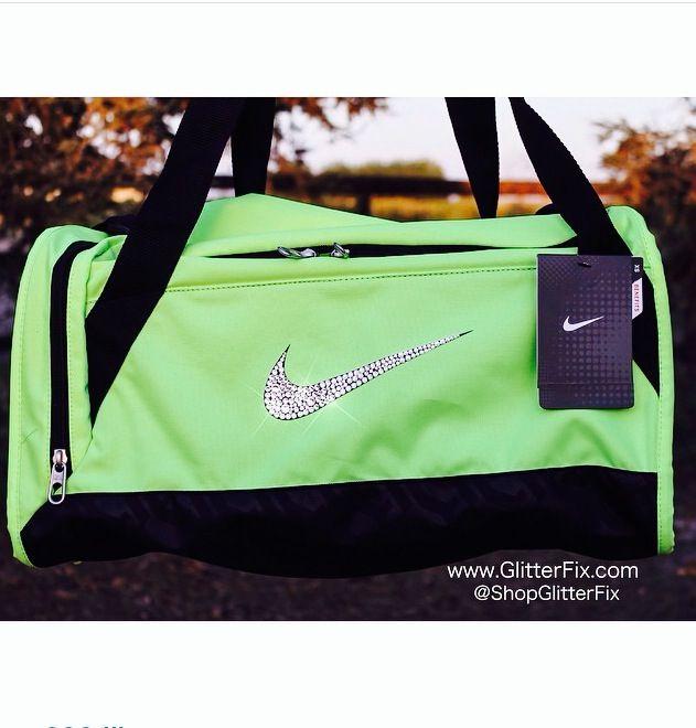 5e6e883c3a Really cute bag Nike Sports Bag