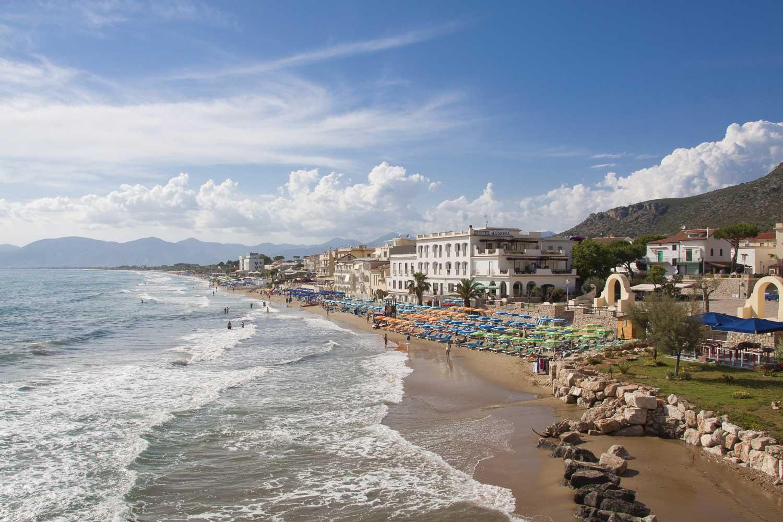 Sperlonga, vacanza mare per ragazzi nel Lazio ...