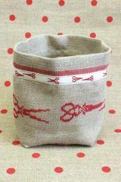kit à broder ciseaux de brodeuse - fancy work to embroiderer with scissors