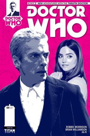 The Twelfth Doctor #8 (Credit: Titan)