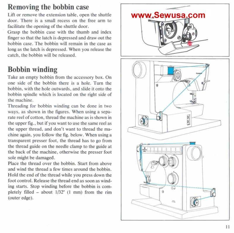Viking Model 40 40 Sewing Machine Threading Diagram SEWING Stunning Viking 6440 Sewing Machine