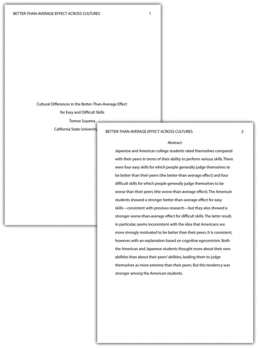 Research Papers Done In Developmental Psychology  Buy An Essay