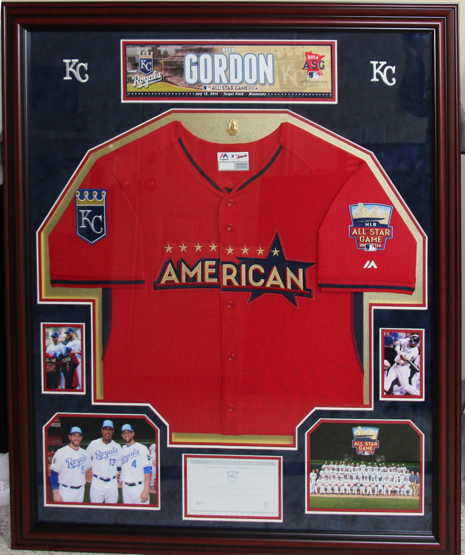 new styles 06b5c d4891 Kansas City Royals Alex Grodon 2014 All Star Game jersey ...