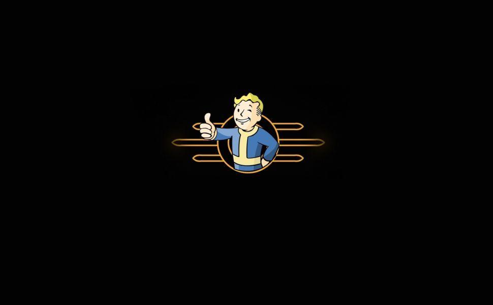 Fallout 3 Vault Boy HD Wallpaper