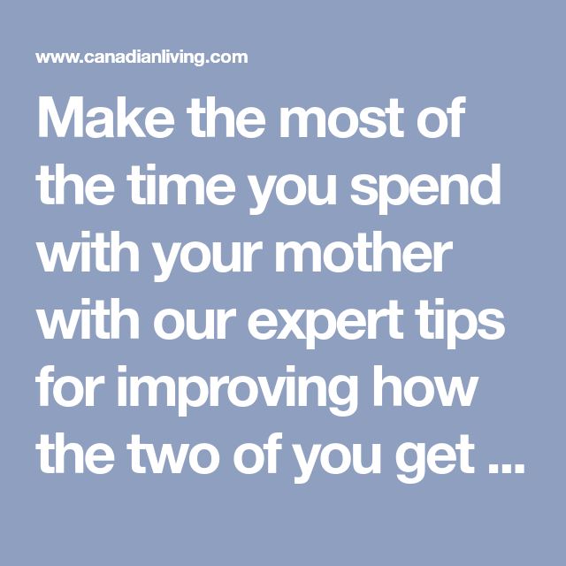 5 ways to improve your mother-daughter relationship | Mom