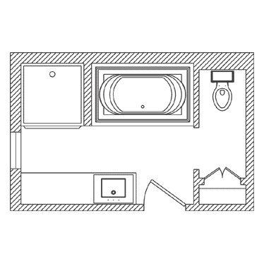 Kohler Floor Plan Options Bathroom Ideas Planning Bathroom Bathroom Floor Plans Master Bathroom Layout Bathroom Flooring