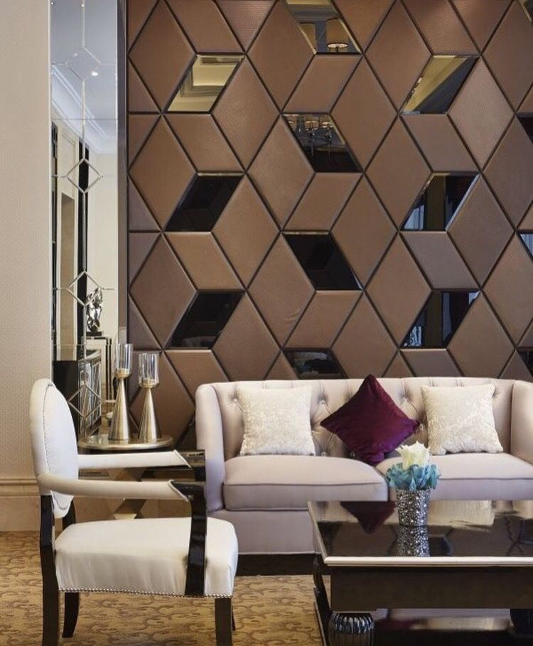 Lovely Wall Wall Design Interior Design