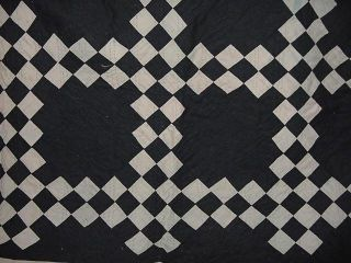 double irish chain quilt - Google Search