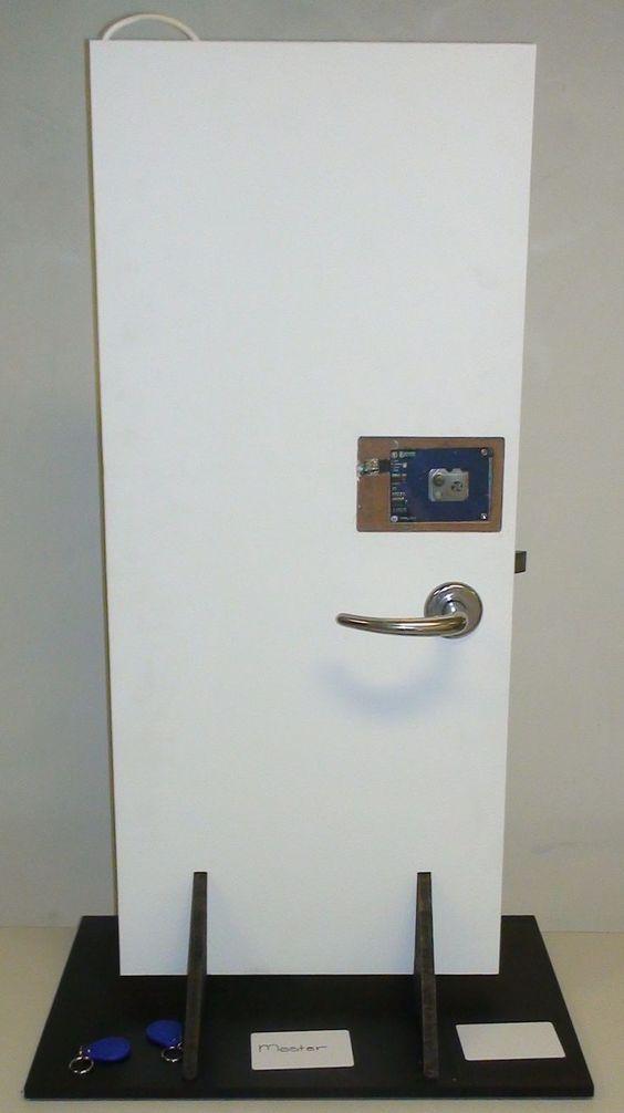 Secret Knock Detecting Door Lock Door locks, Knock knock