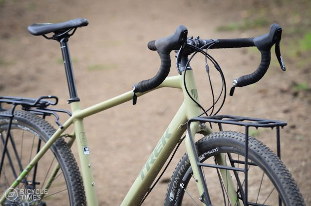 First Impressions Trek 920 Rugged Touring Bike Bicicletas
