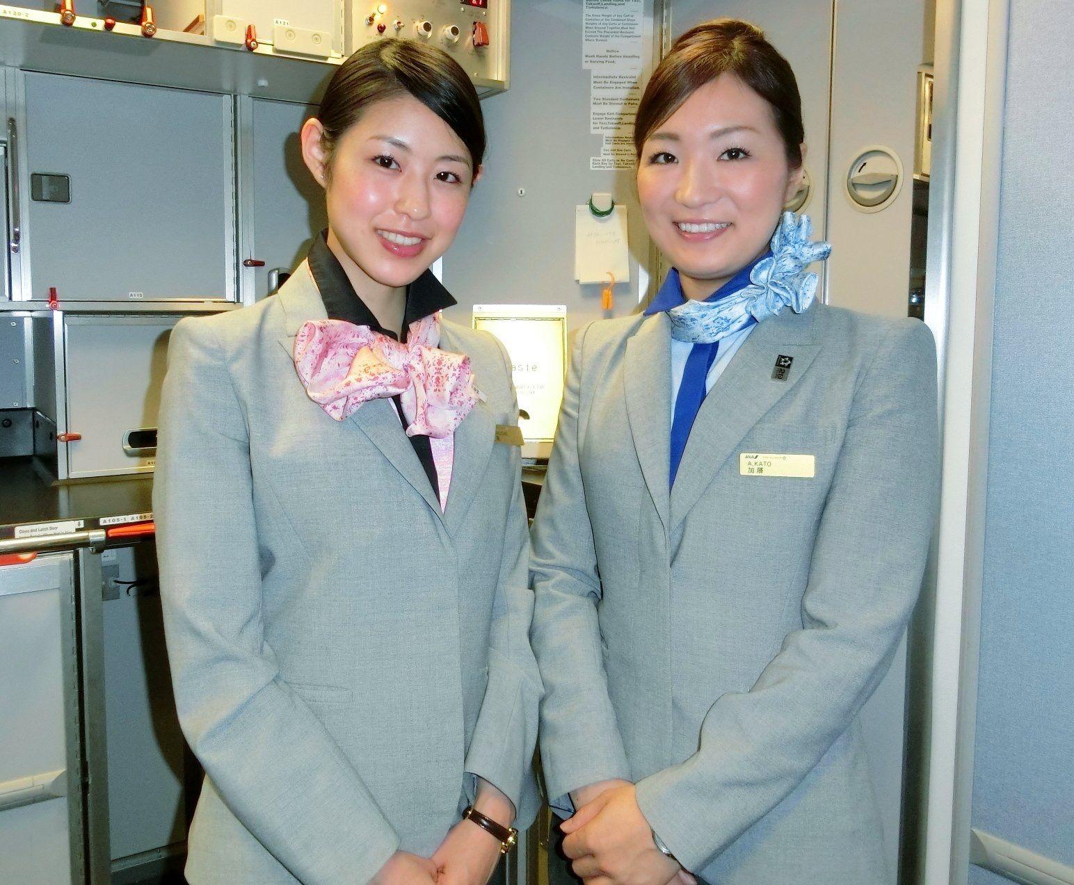 かずさんk on Twitter | Air hostess uniform, Cabin crew, Flight ...