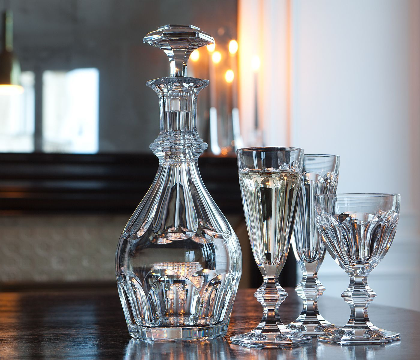 Harcourt Crystal Decanter | Baccarat