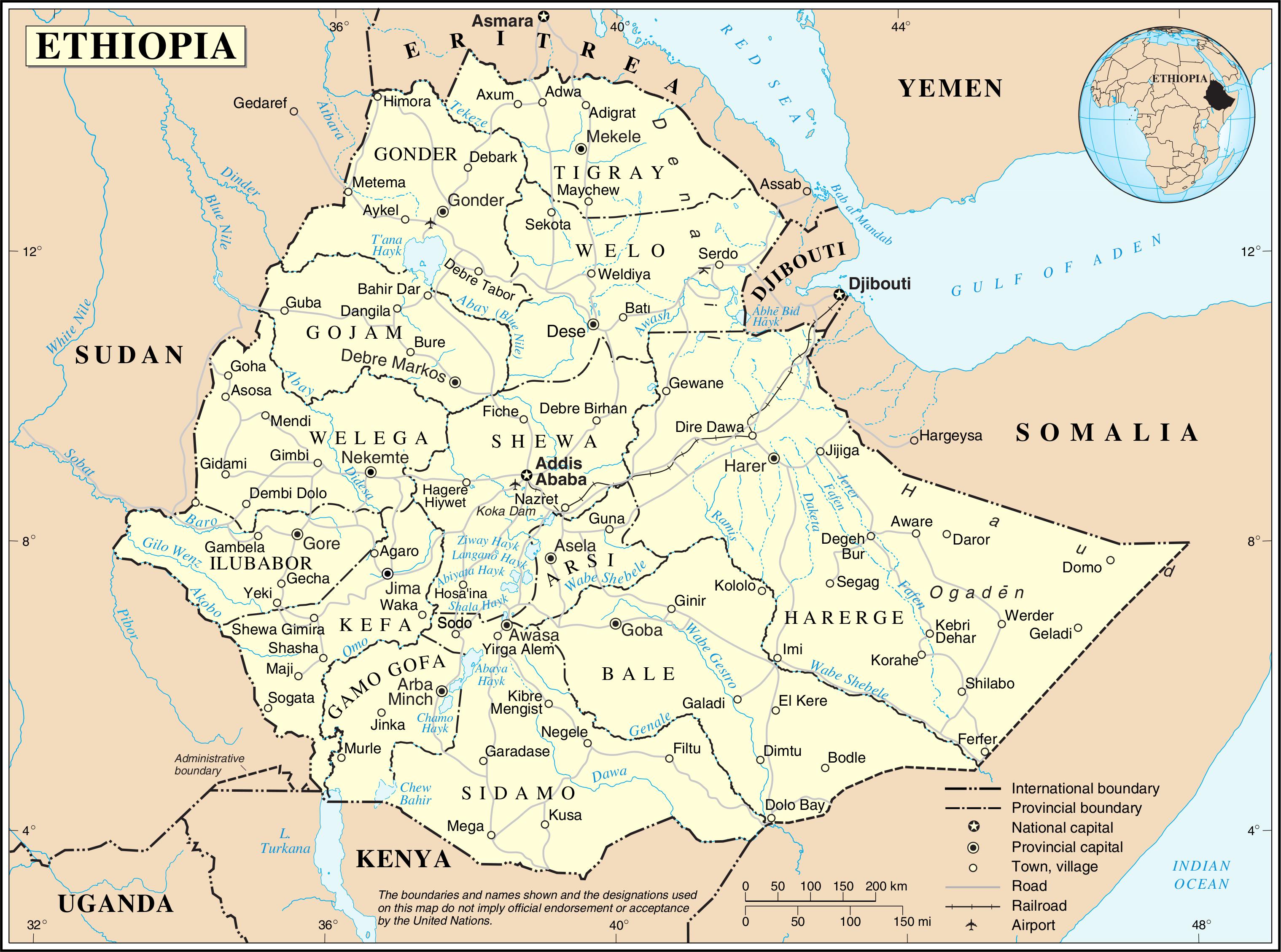 map ethiopia google search ethiopia pinterest ethiopia