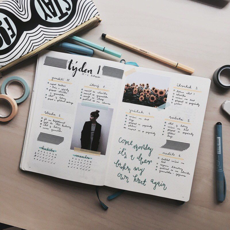 Pin de ErinLynx en workspace&stationary&diary | Pinterest | Inspiración