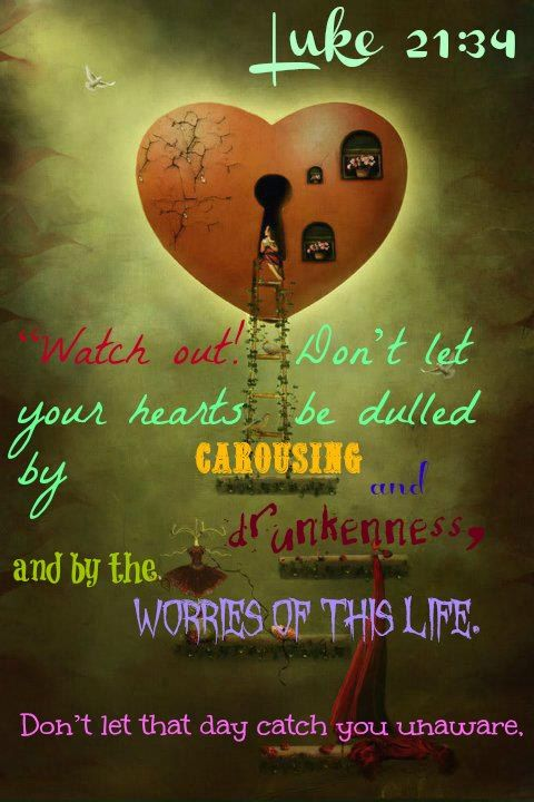 Definition of carousing in the bible