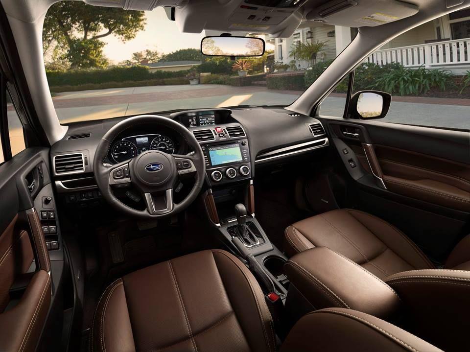 2017 Subaru Forester Special Edition Subaru Forester Subaru Levorg Subaru