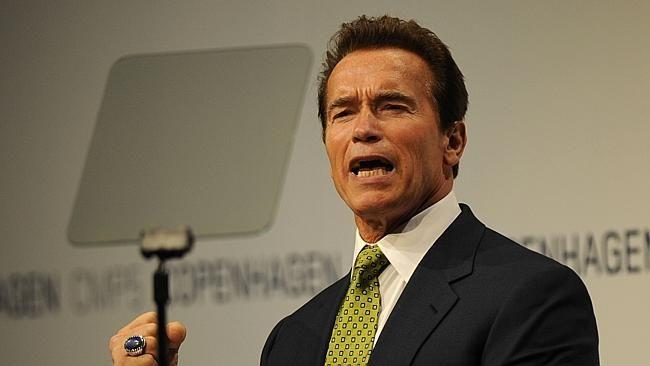 Arnold Schwarzenegger is Brisbane bound.