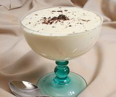 Sorpresa De Mousse De Chocolate Blanco Mousse De Coco Receta