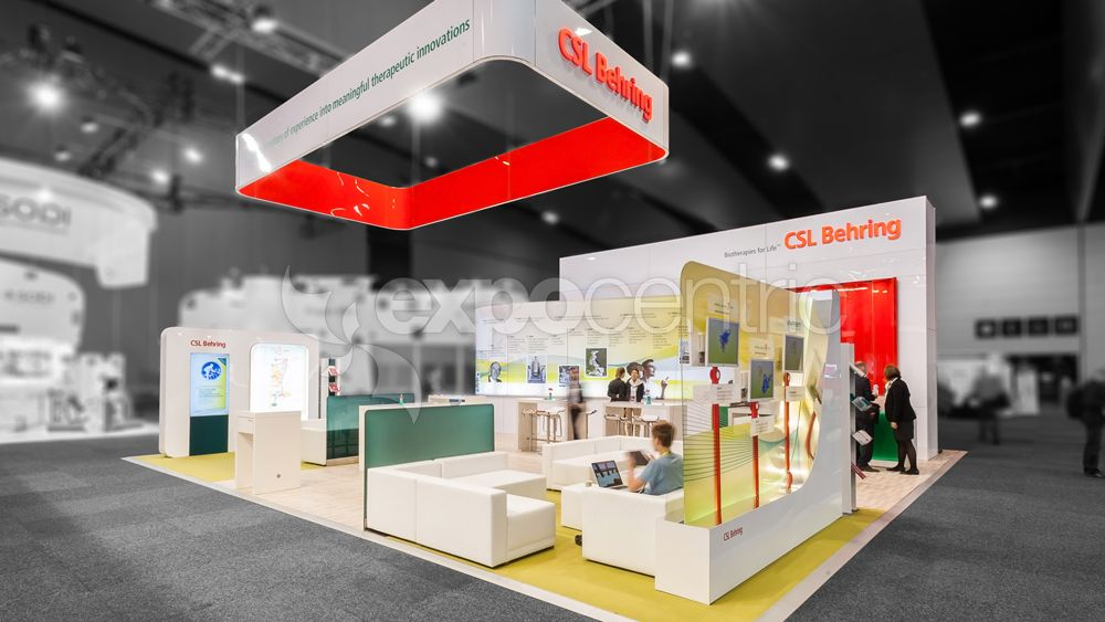 Exhibition Stand Builders Coventry : Csl behring exhibition stand designed and constructed by