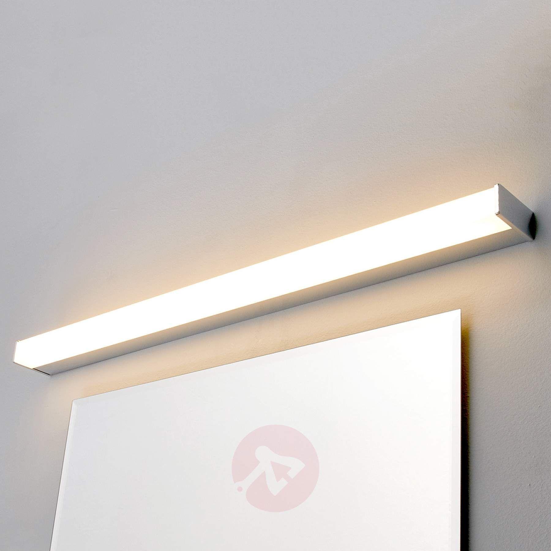 Oswietlenie Lustra Led Philippa Katowe 88cm Badezimmerspiegel