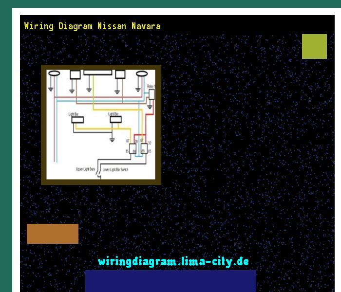 Wiring diagram nissan navara. Wiring Diagram 17494. - Amazing Wiring ...