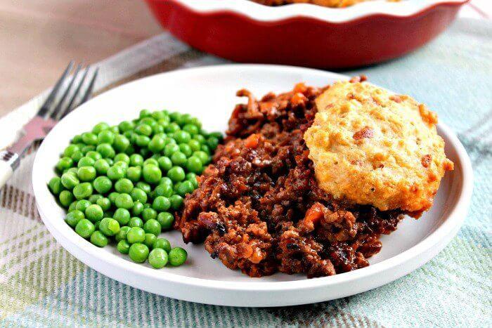 Minced Beef Cobbler | Recipe | Beef cobbler, Mince beef ...
