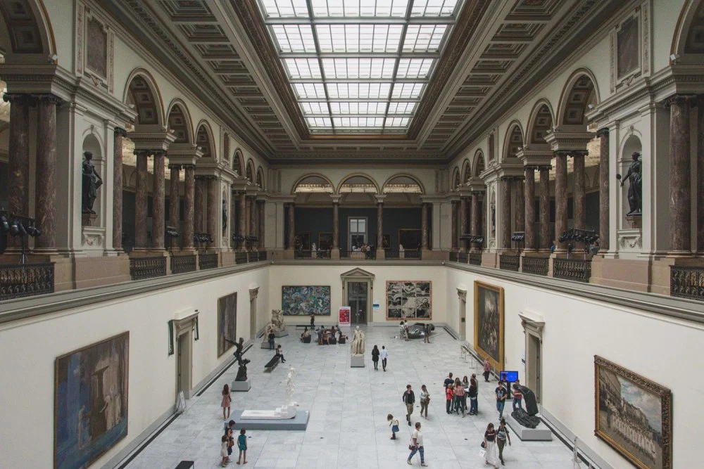 All The Museums In Brussels Part 2 Arquitectura Museos Arquitectonico