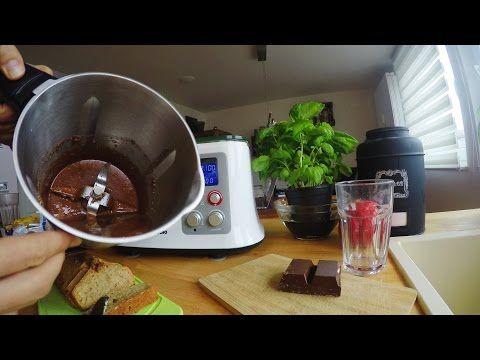 Nutella-Ersatz herstellen - Test Küchenmaschine mit Kochfunktion - küchenmaschine studio aldi
