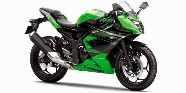 Kumpulan Info Motor Terbaru Kaeasaki Honda Yamaha Suzuki