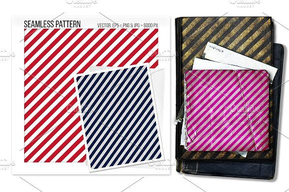 Seamless stripes vector pattern. by Sweetmango on @creativemarket  pinstripe pin pattern stripes long stripes  seamless stripes  cute, product, packaging,  seamless, pattern, vector, eps, card, design, wallpaper, background, backdrop,  fabric, curtain, wrapping paper, seamfree, tileable, texture,  textile, patterns, textures, pop, hipster, nerdy, pajama, wrapping, paper, digital, printables,