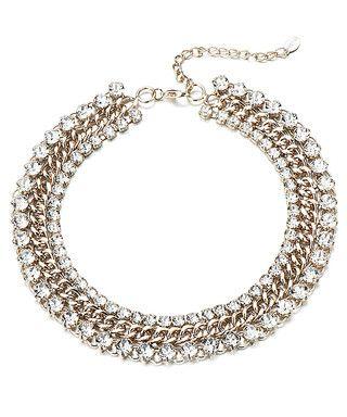 SWAROVSKI+ELEMENTS+Novella+necklace+by+Mestige+on+secretsales.com
