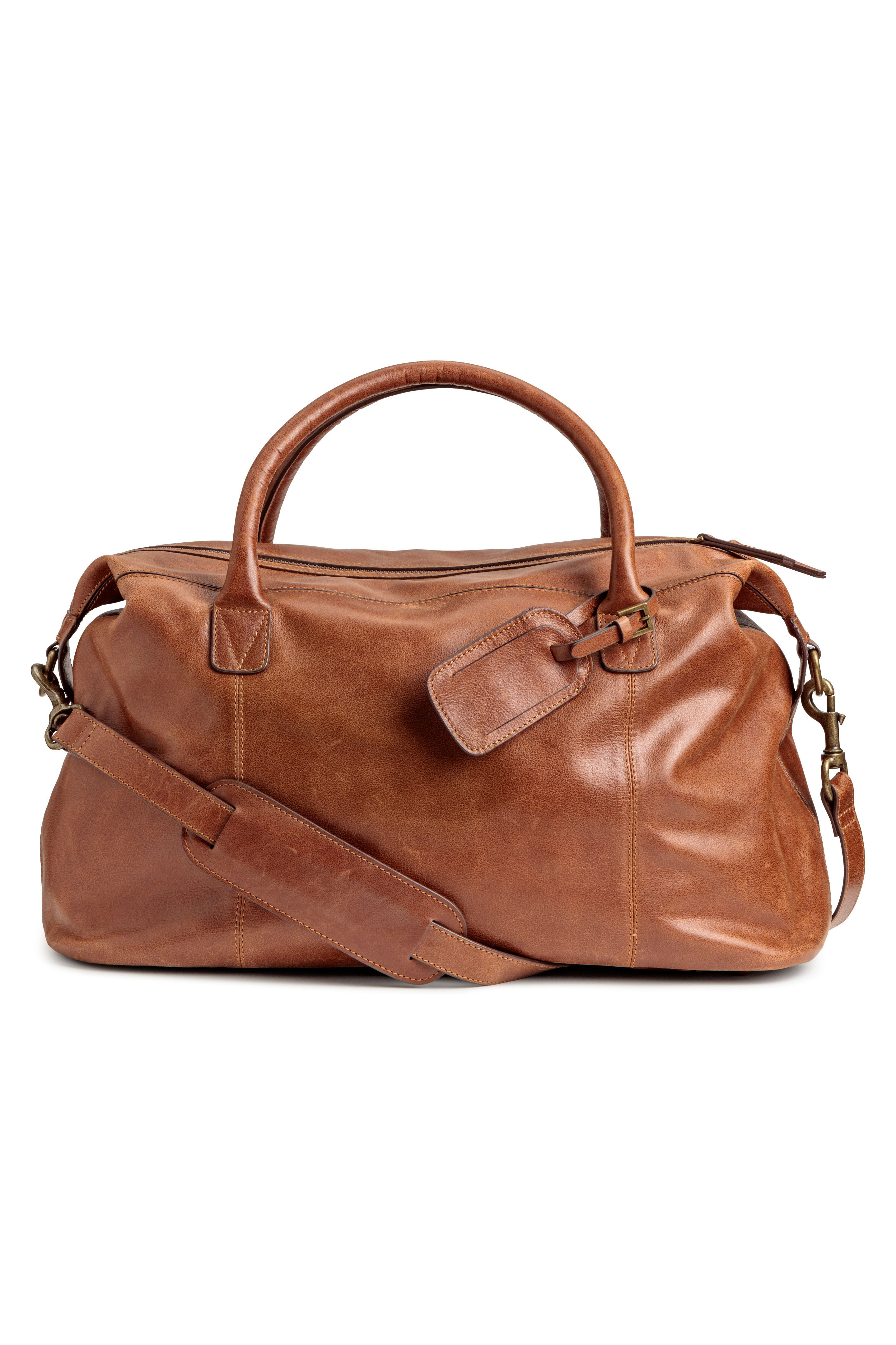 f1f4a865efd7 Leather Weekend Bag | Leather in 2019 | Fashion bags, Bags for teens ...