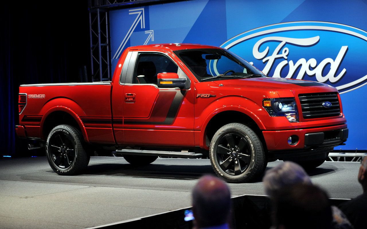 Sport pickup truck the 2014 ford tremor powered by a 365 hp twin turbo ecoboost the new truck gets mpg