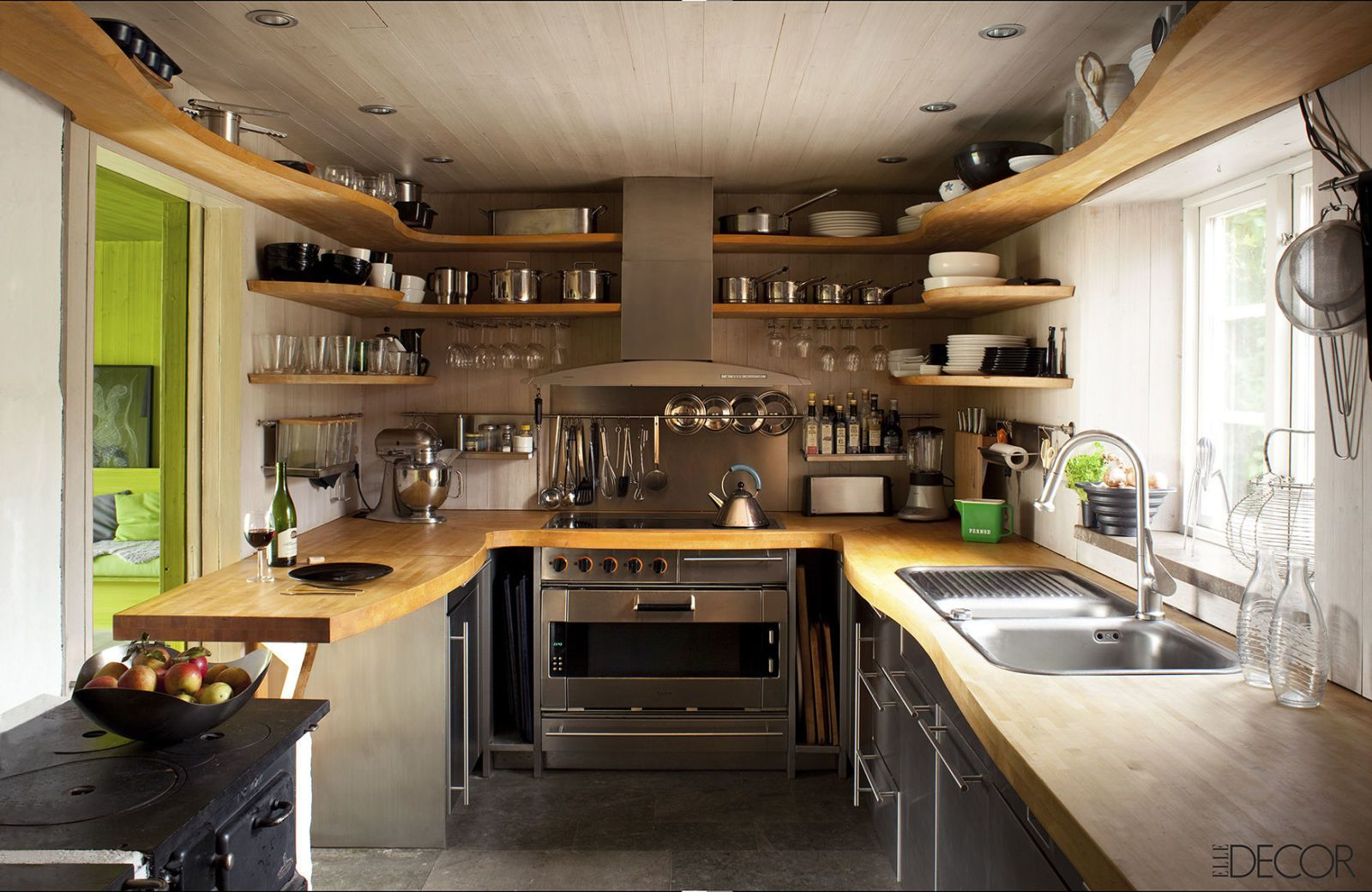 55 Little Kitchens That Will Change Everything You Know About Small Spaces