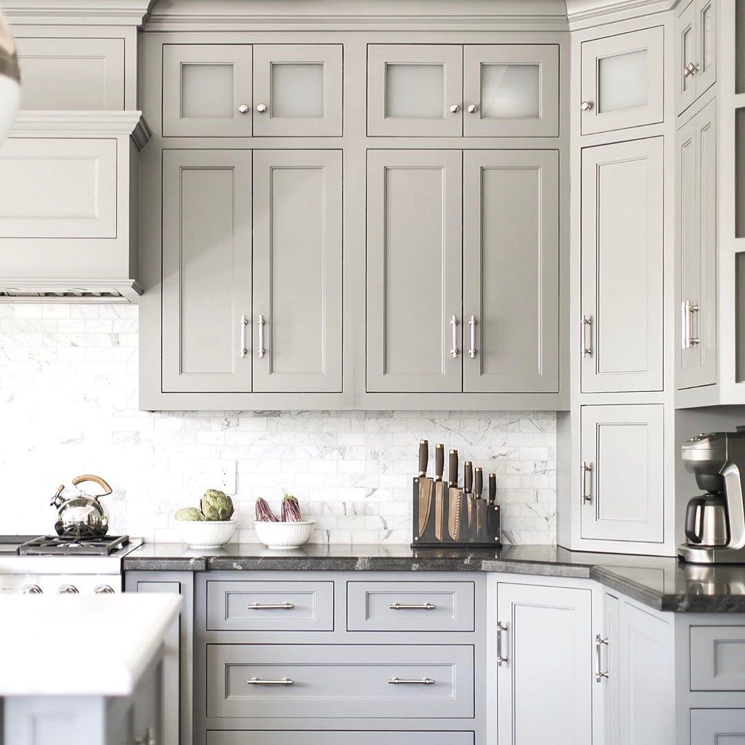 The Gula Shop On Instagram I M Dreaming That This Is My Kitchen Perfectly Balanced Neutrals Make Best Kitchen Cabinets Kitchen Color Trends Kitchen Cabinets