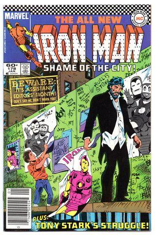 Iron Man 178 (VF)