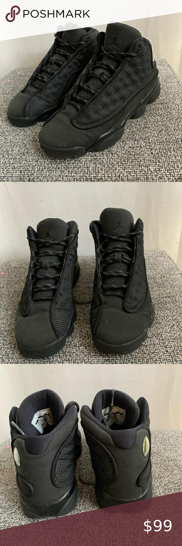 Air Jordan 13 Retro Black Cat Women S Size 7 In 2020 Air Jordans Jordan 13 Womens Jordans