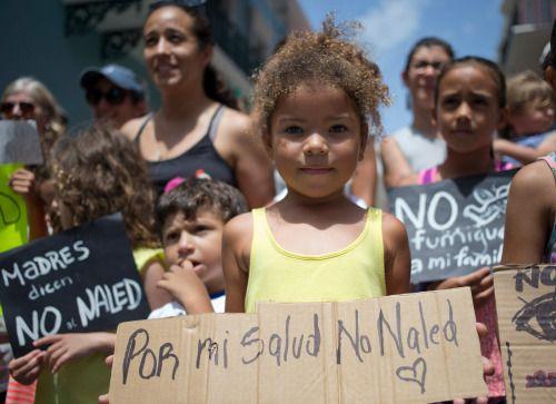 Una generación que se levanta en defensa de su salud...