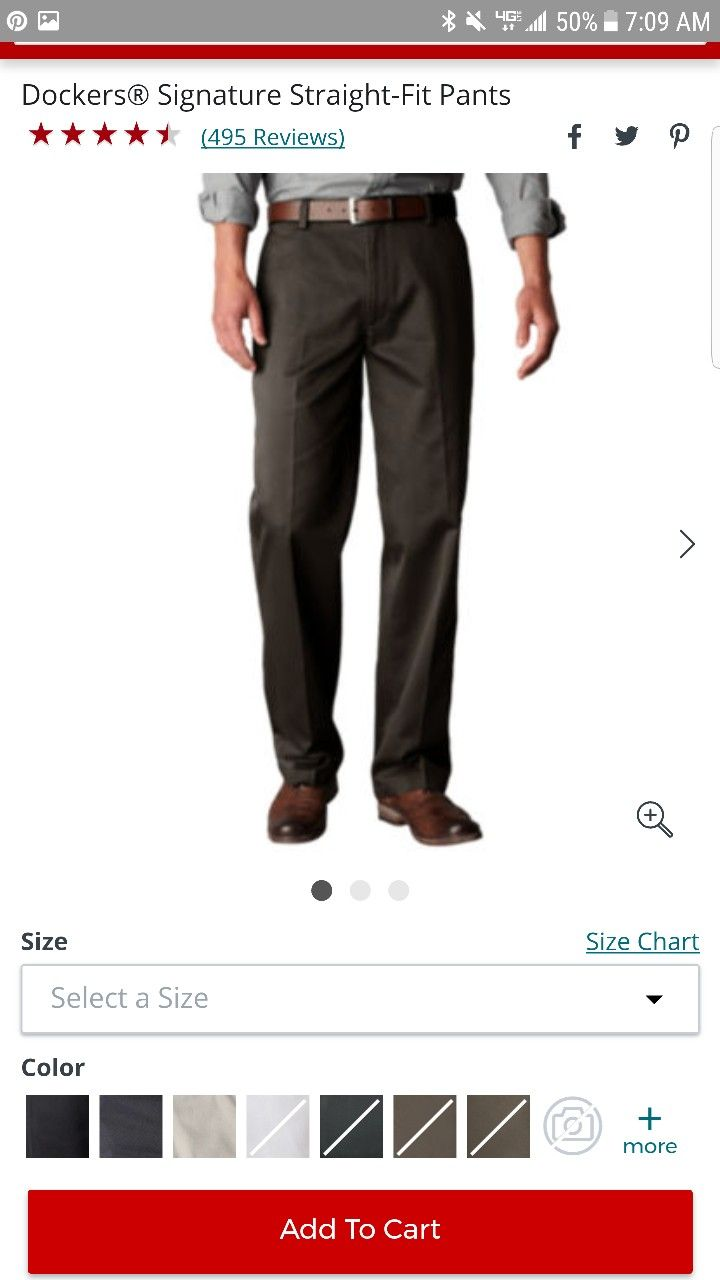 c44b595a3c9cb Jcpenney Big And Tall Mens Dress Pants – DACC