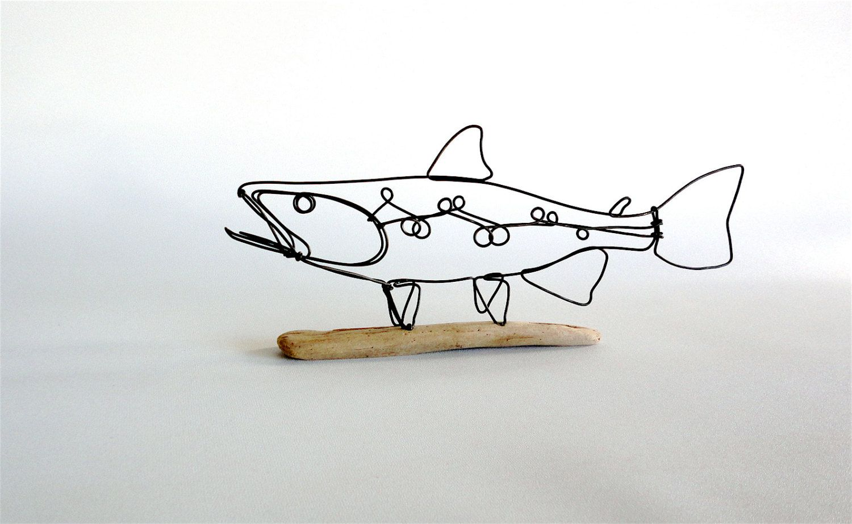 Paper Wire Fish - WIRE Center •