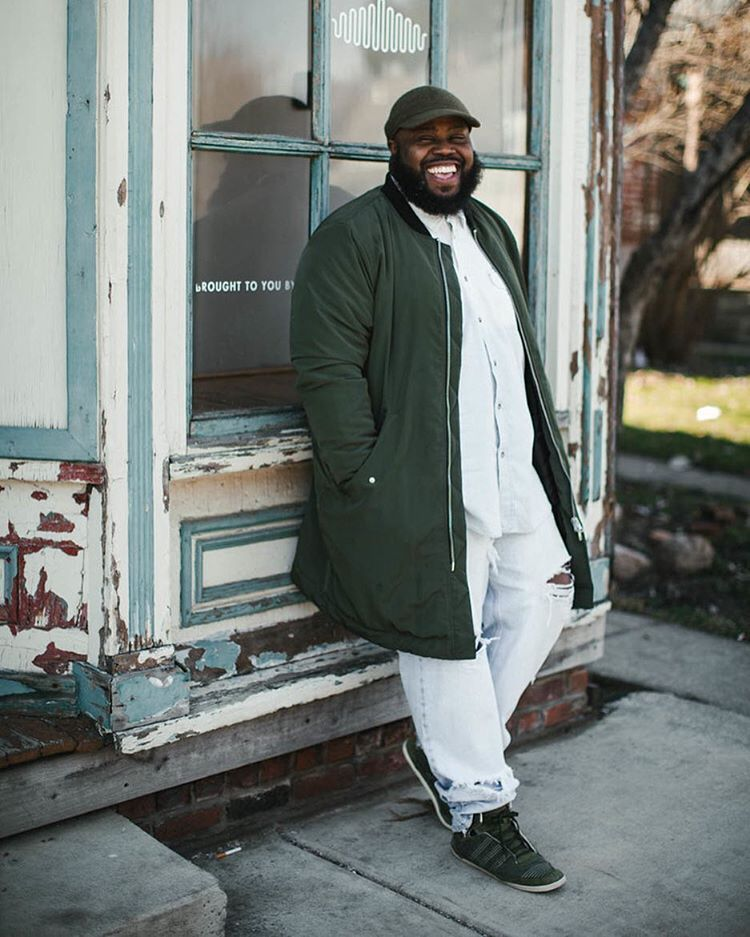 Big & Tall: 11 Dapper and Stylish Plus Size Men on Instagram You ...